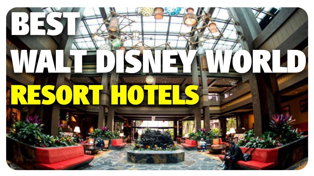 best walt disney world resort hotels best worst 04 19. Black Bedroom Furniture Sets. Home Design Ideas