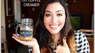 Diy Coffee Creamer!