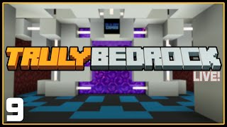From the Nether to The End | TrulyBedrock SMP