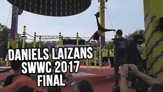 SWWC 2017 Daniels Laizans FINAL STREET WORKOUT WORLD CHAMPIONSHIP 2017