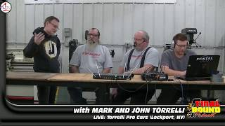 Live from John Torrelli's Shop ..::.. The Final Round Podcast #033