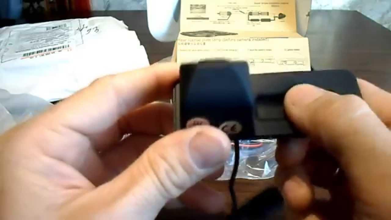 камера заднего вида для skoda octavia a5