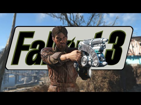 Fallout 3 Weapons - Remade In Fallout 4 |