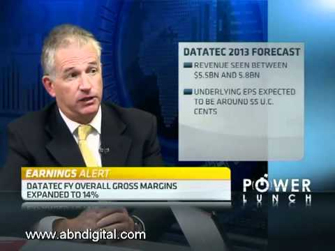 Datatec Full Year Results with CEO Jens Montanana