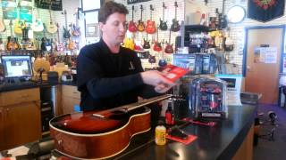 Guitar Maintenance by Mozingo Music