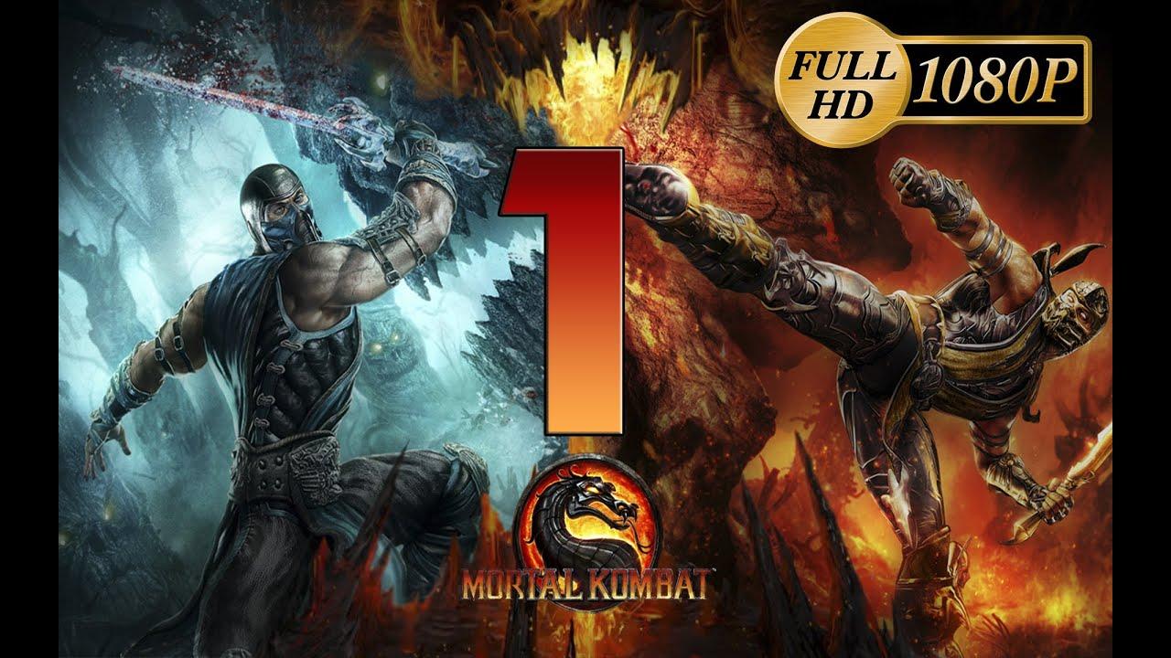 Mortal Kombat 9 Komplete Edition - Gameplay PC Parte 1 | Modo Historia  Prologo Capitulo 1 Jonny Cage| Walkthrough 1080p PC/Xbox360/PS3