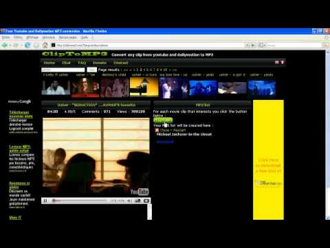 Youtube To MP3 - ClipToMP3.net