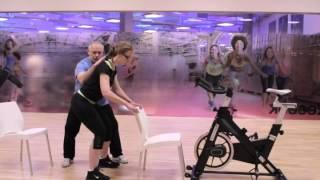Cvičení při roztroušené skleróze 2