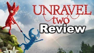 Unravel Two REVIEW | Nintendo Switch, PS4, Xbox One, PC (Video Game Video Review)