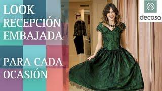 El outfit para una recepción en la embajada | Para cada ocasión con Laura Opazo