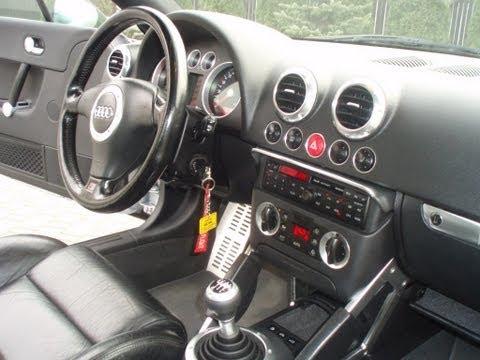 Audi TT 1.8T 225HP/KM Quattro / exhaust sound / HD