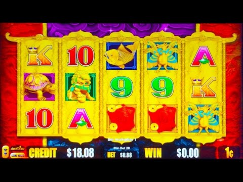 5 Dragons Good Fortune slot machine, Double, Bonus or Bust 3
