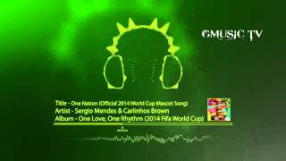 Sérgio Mendes & Carlinhos Brown -- One Nation - Audio HD
