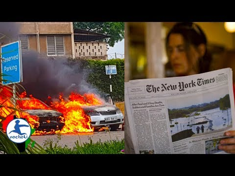 Africans Furious with NY Times for Posting Gory Kenyan Terro
