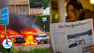 Africans Furious with NY Times for Posting Gory Kenyan Terror Photos