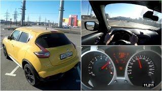 Nissan Juke - движение с комментариями (4k, UHD)