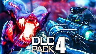 IW ZOMBIES DLC 4: EXTINCTION GUN, CHARACTER DEATHS TEASE, SUPER EASTER EGG HINTS & MORE!