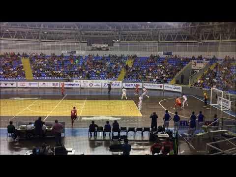 Catarinense: Blumenau Futsal 2x2 Concórdia