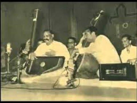 raag kedar(radio) ustad by bade ghulam ali khan