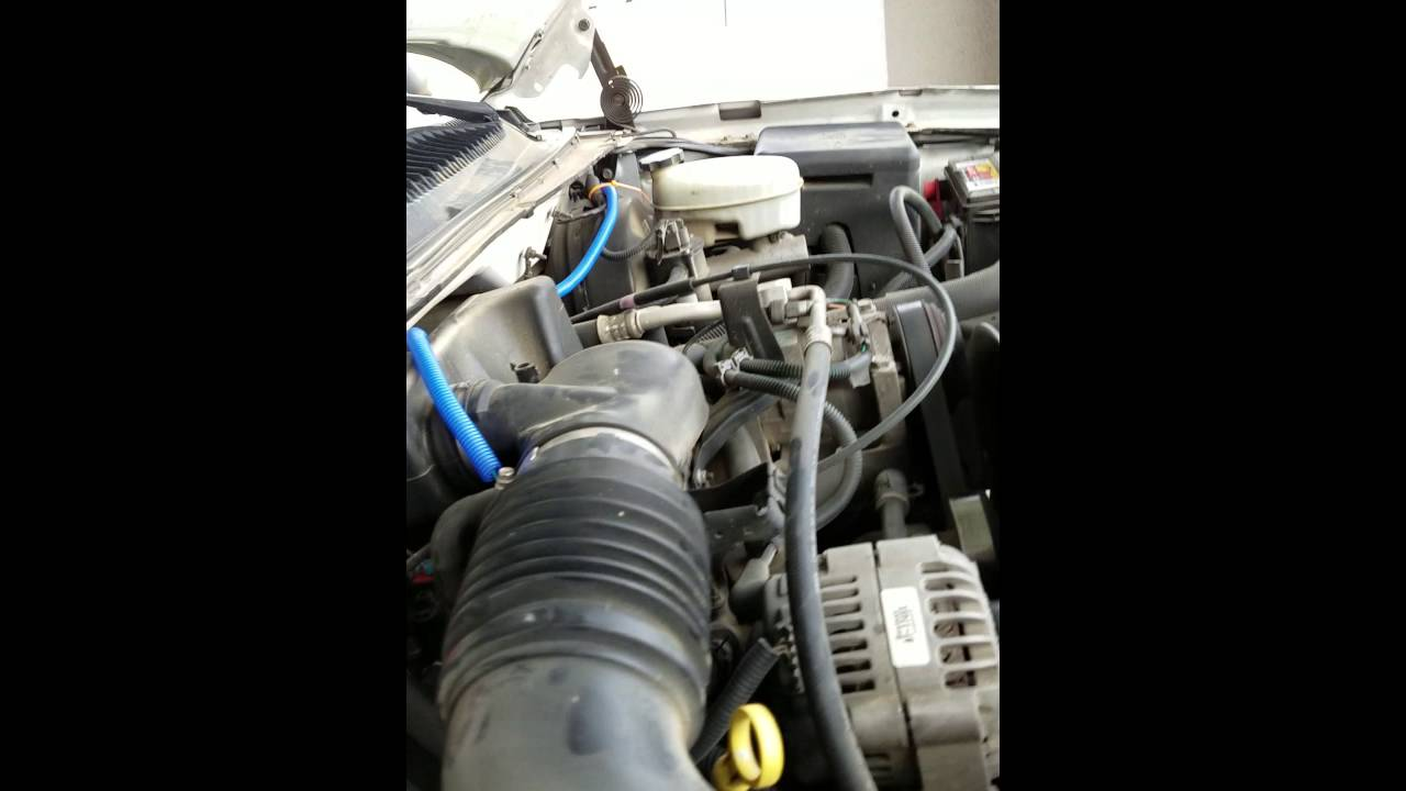 medium resolution of how to hook up a tachometer on 2004 chevy v6 vortec
