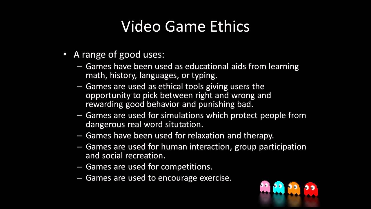 ethics game Start studying ethics game learn vocabulary, terms, and more with flashcards, games, and other study tools.