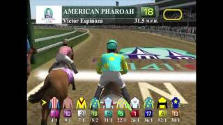 Kentucky Derby 2016 Post Positions, Nyquist, Exaggerator and Mohaymen