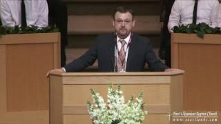 Олексій Саволюк - Диякон, Перша Баптистська Церква Сіетл