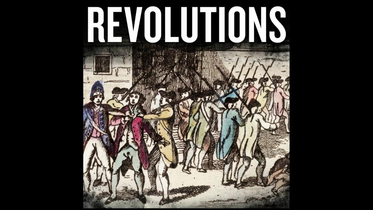 Revolutions podcast