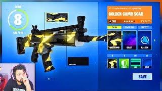 FORTNITE Weapon Skins..