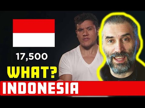 Geography Now Indonesia