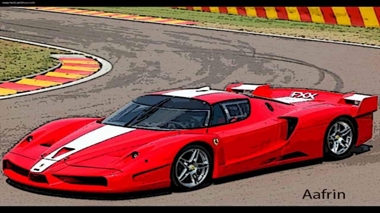 Ferrari Enzo Top Speed , 363 km/h