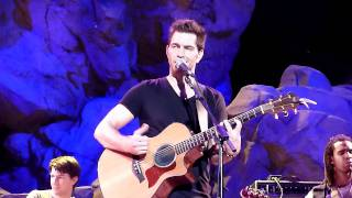Andy Grammer - Stepping Stones / Use Somebody Mash-Up - Wolf Den Mohegan Sun 10/2/11