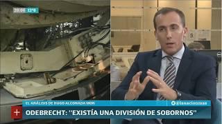 Hugo Alconada Mon: Odebrecht, identifican a dos destinatarios argentinos