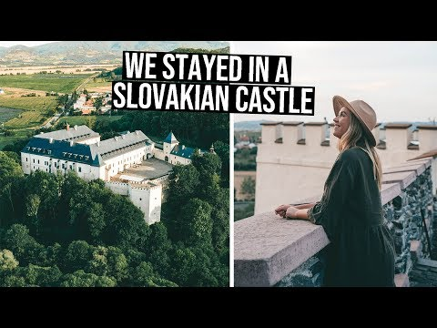 We Stayed in a Slovakian Castle | You NEED to visit SLOVAKIA! Mp3