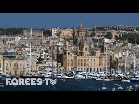 Which Is The Only Country That Has Been Awarded A George Cross? | Forces TV