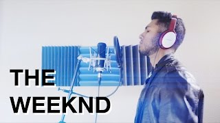 A Typical 'The Weeknd' Recording Session