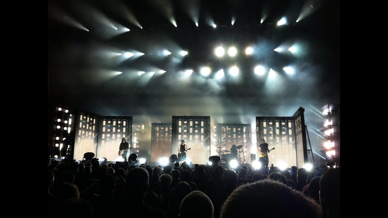 Nine Inch Nails - Live, North America 2014 - \