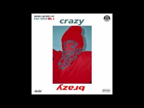 ASAP Mob - Crazy Brazy (Clean) ft ASAP Rocky, Key & ASAP Twelvyy
