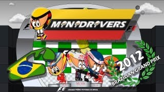 MiniDrivers - Chapter 4x20 - 2012 Brazilian Grand Prix