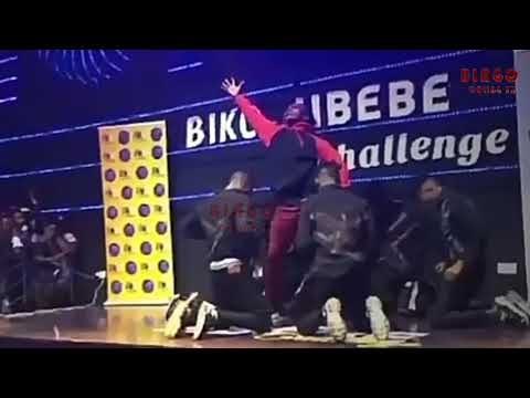 FULL VIDEO JIBEBE DANCING SEMI FINAL/ WOLPER ACHEZA NGOMA YA HARMONIZE