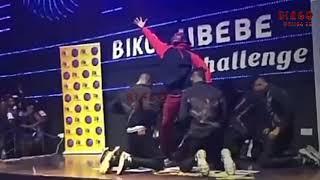 FULL VIDEO JIBEBE DANCING SEMI FINAL/ WOLPER ACHEZA NGOMA YA HARMONIZE