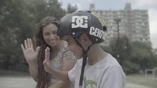 Gael Dobar, la gran promesa del skate argentino
