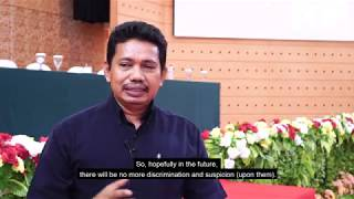 Islamic Dialogue Event Indonesia
