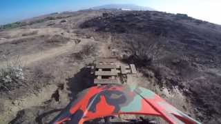 Mountain Biking At Sycamore Canyon in Southern California July 31st 2015