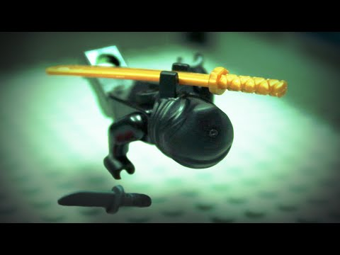 LEGO Agents - The Unknown Threat (Animated Short Film)