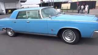 1964 Chrysler Imperial Crown, Start Up, Exhaust, and walkaround, Test Drive
