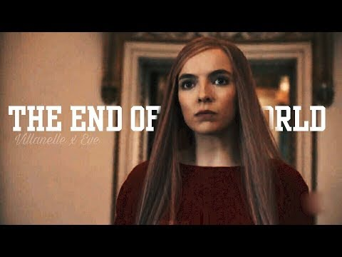 Villanelle X Eve    The End Of The World [2x08]