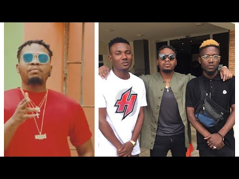 Olamide Signs Two Artists To YBNL After Performance In Benin Night Club.