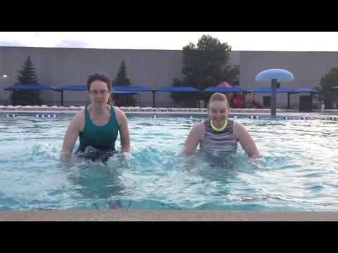 Aqua Fitness at the RAC