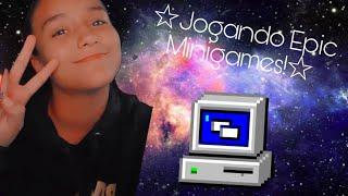 Jogando Epc Minigames no (Roblox)S2